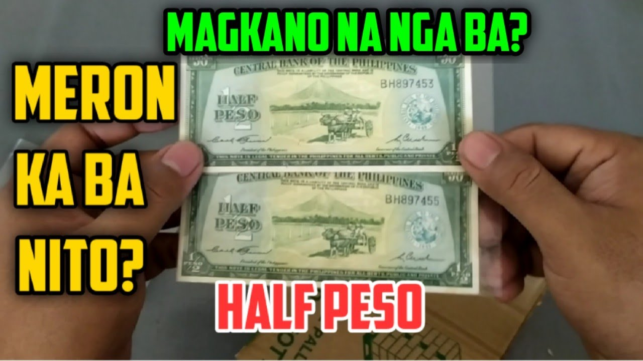 Download MAGKANO ANG HALAGA NG LUMANG PERANG PAPEL ITO?