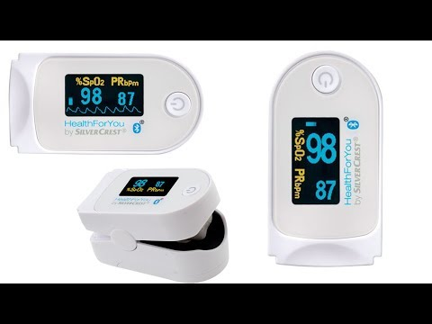 health-for-you-by-silvercrest-pulse-oximeter-spo-55-unboxing-testing