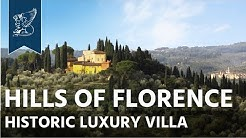 Dream home on the hills of Florence | Tuscany, Italy - Ref. 1405