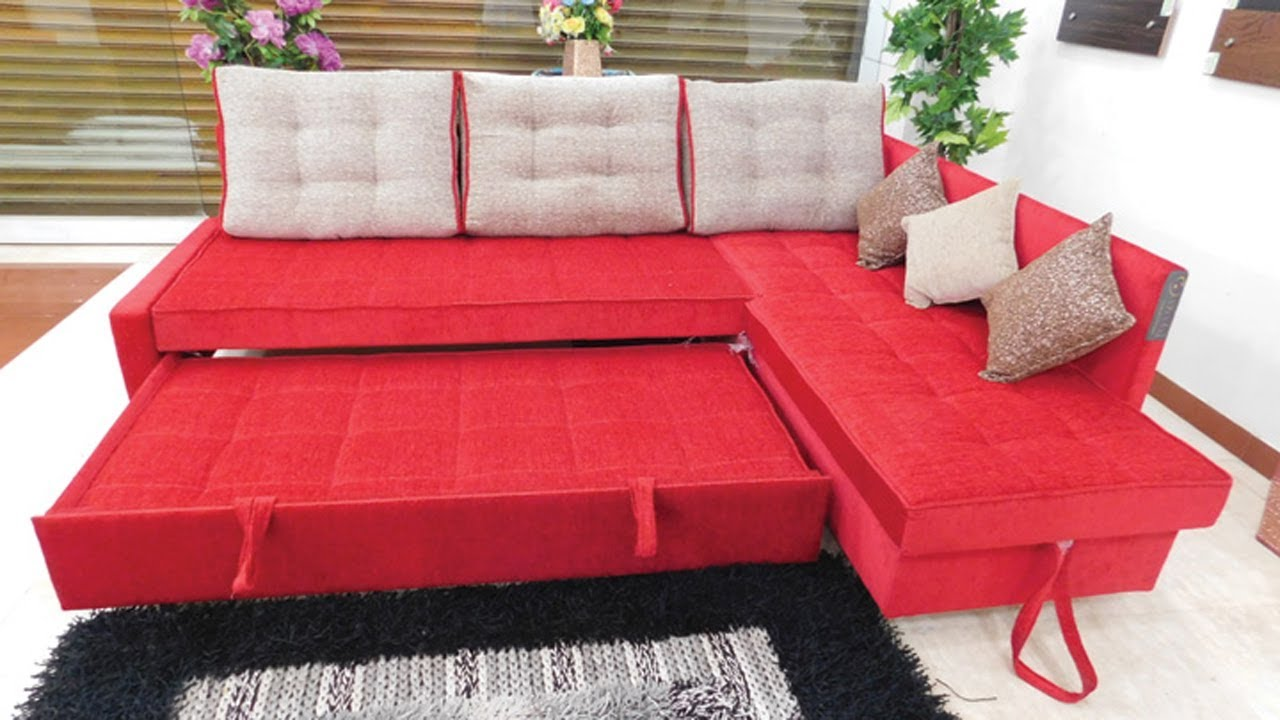 Sofa e Bed Design in Pakistan and India