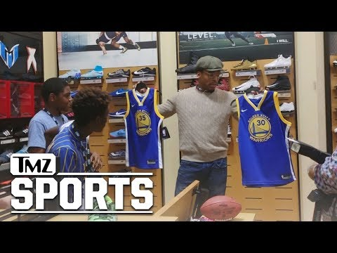 Cam Newton Helps Special Olympics Athletes In Awesome Shopping Spree! | TMZ Sports