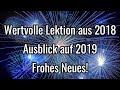 Komprimierte Markterfahrung 2018, ICO Sterben 2019 - Kleines Fazit und Ausblick - Frohes Neues!