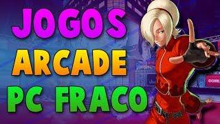 Jogos de ARCADE / FLIPERAMA para PC FRACO