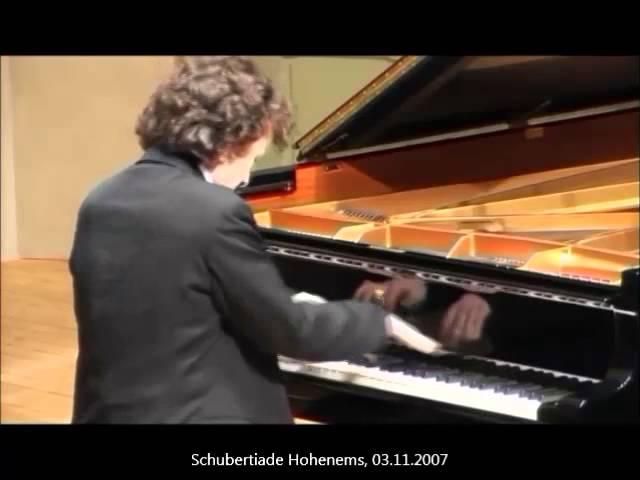 Sonaten A-Dur für Klavier Hoffmann