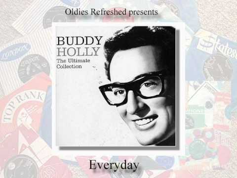 Everyday - A Buddy Holly song - Oldies Refreshed version
