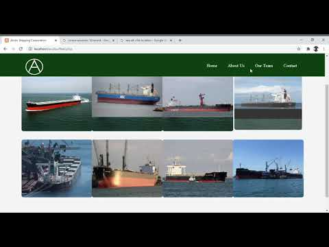 Arctic Shipping Corporation   Google Chrome 2021 01 06 07 05 50