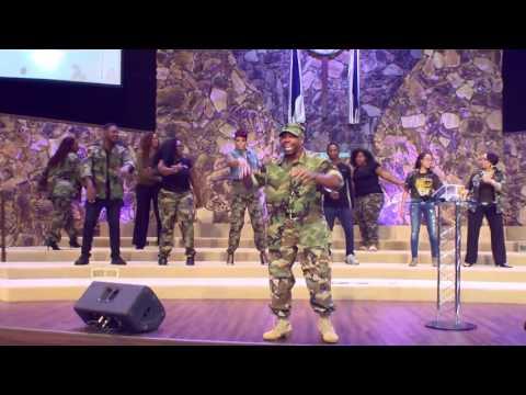 Emmanuel Baptist Church San Jose-Pastor Reynolds-Jesus Walks