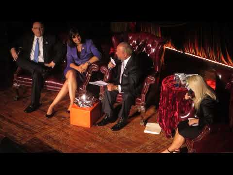 "Bo Dietl tells Nicole Malliotakis ""YOU'RE A CRIMINAL"" at 2017 Mayoral Debate"