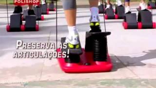 Submarino.com.br | Mini Stepper Air Climber + Dvd Guia de treinos + Manual + Body Cord