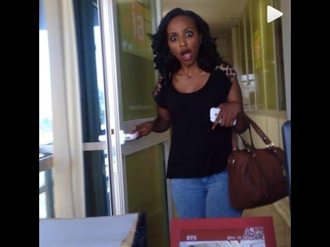 Romantic Surprise | American Man Travels to Africa to Surprise Ethiopian Girlfriend