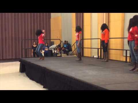Morgan State University: Unity Week Showcase 2015