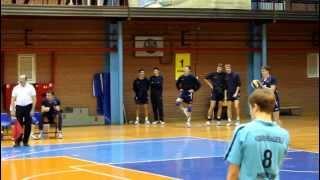 Дмитрий Сухинин МГТУ-НОВА - волейбол