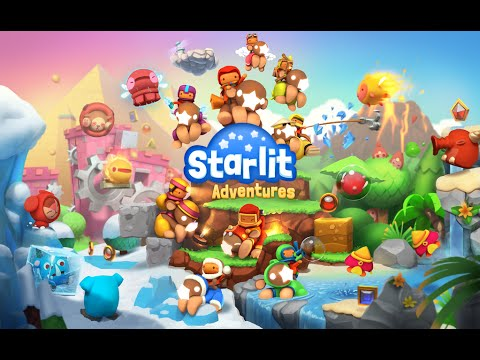 STARLIT ADVENTURES | GAMEPLAY TRAILER