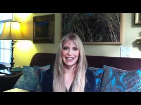 Emily Procter  Special Message to the CSI Miami !