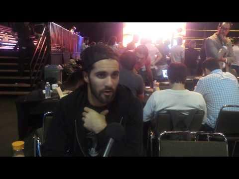 Seth Rollins Interview: Shield, Vince McMahon, Triple H, Injury, Roman Reigns