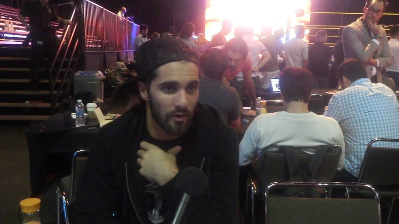 Seth rollins interview about partying and dating. best of christopher mintz plasse dating.