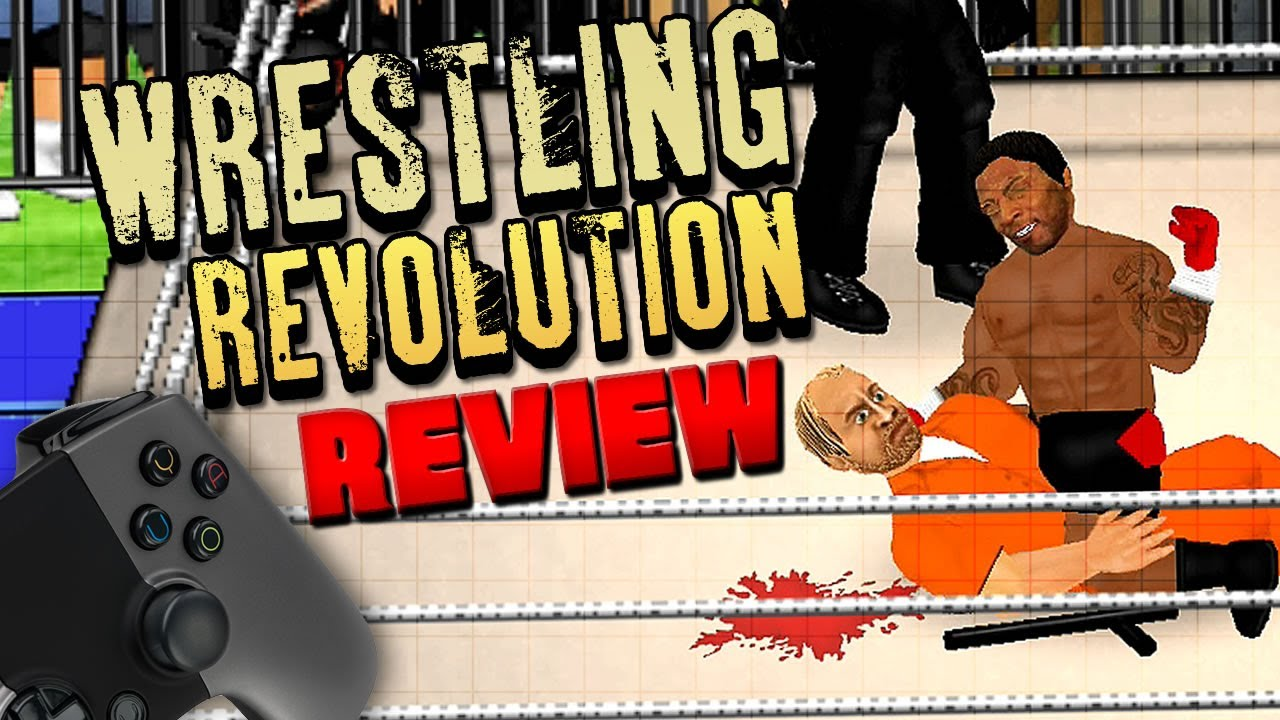 PsycoRevolution – Wrestling Revolution Review