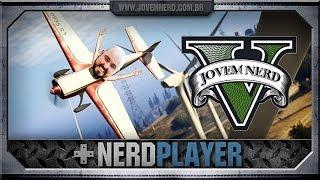 GTA V - Voar, voar!