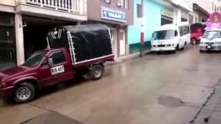 Transmisión directo Caravana Cootransfomeque en Fómeque.