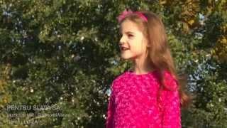 Luiza si copiii de la Harvest Arad - Pentru Slava Sa