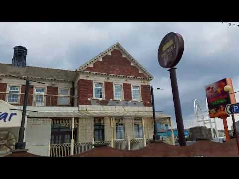24 Hours In Blackpool - TRAVEL GUIDE VIDEO TOUR (Blackpool, UK)