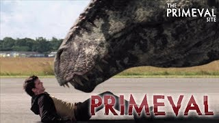 Primeval: Series 3 - Episode 4 - Connor's Close Encounter with a Giganotosaurus (2009)
