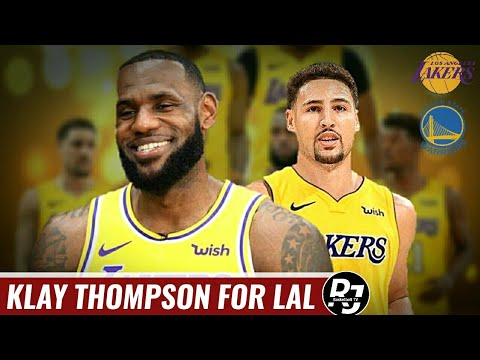 POSIBLE BANG Mapunta si KLAY THOMPSON sa L.A LAKERS?