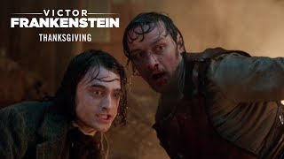 "Victor Frankenstein | ""Natural Order"" TV Commercial [HD] 
