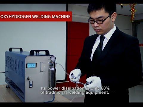 Oxy-hydrogen welding machine