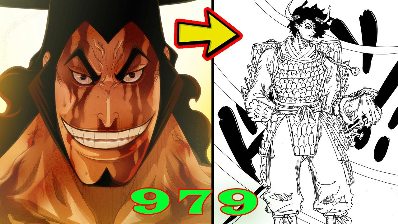 Yamato is Oden?   The Legend Of Yamato   One Piece 979 Review & Discussion l 983 Theory - YouTube