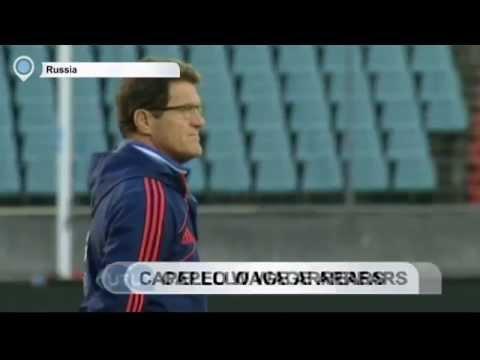 Russia FA Misses Deadline to Pay Coach Capello Salary: Ruble slump called reason for non-payment