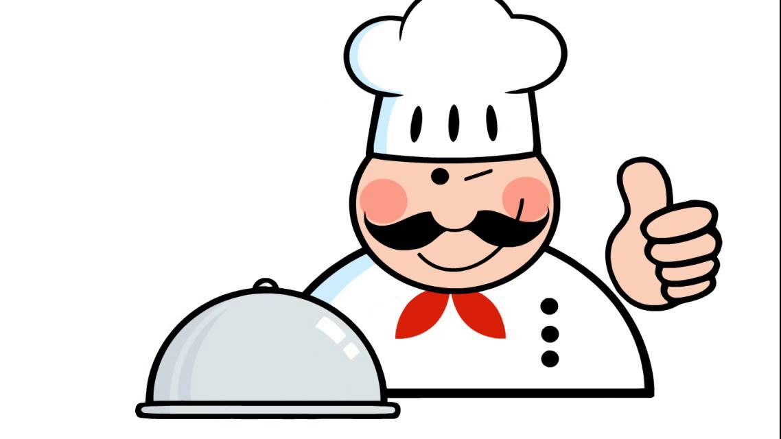 Cómo Dibujar Un Chef Guiñado