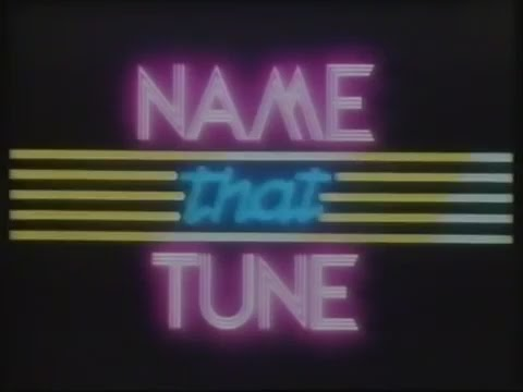 Name That Tune (UK, 1984)