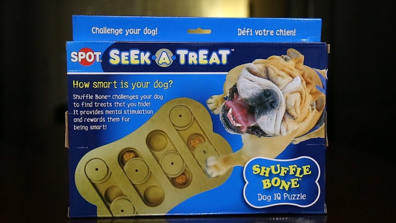 Puzzle Toys Dogs Seek-a-treat Dog iq Puzzle
