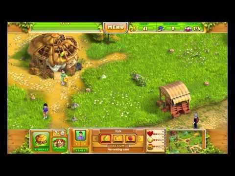 Lets Play: Farm Tribe 2 #1