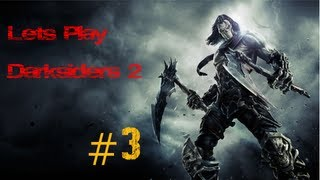 Lets Play Darksiders 2 [German] #3 Laag Frei durch Fraps  [HD]