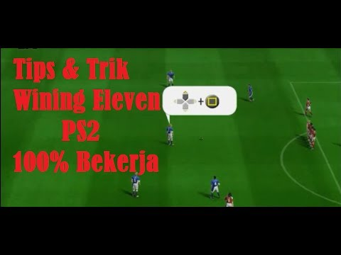 Tips & Tricks Bermaen Wining Eleven Ps2 100% Bekerja