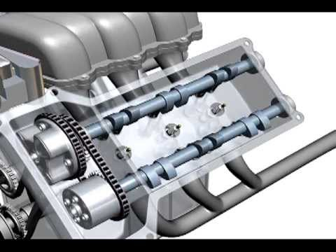 How an engine works - comprehensive tutorial animation featuring