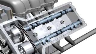 Download How an engine works - comprehensive tutorial animation featuring Toyota engine technologies Mp3 and Videos