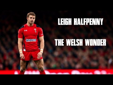 Leigh Halfpenny- The Welsh Wonder- best tries, skills, and kicks ||HD||