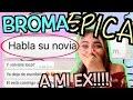 BROMA EPICA a mi EX con LETRA DE CANCION