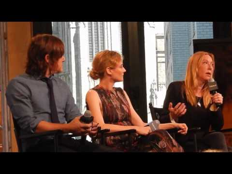 Highlights of Event: Norman Reedus & Diane Kruger at AOL Build  - Part 1