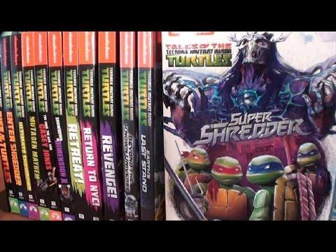Nick S Tmnt Super Shredder Dvd Collection Youtube