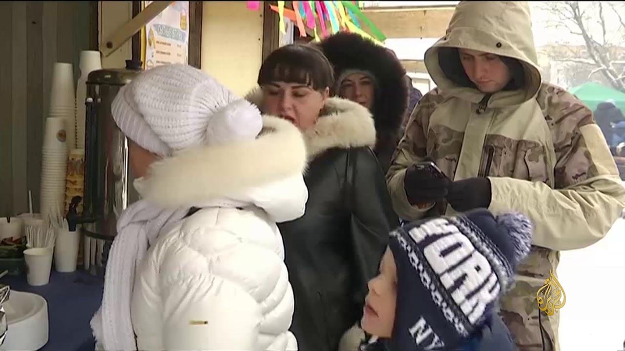 الجزيرة:هذا الصباح-روسيا تودع فصل الشتاء في أسبوع المرافع