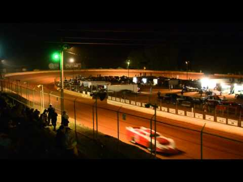 limited late models 4/30/16 laurens speedway