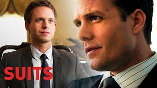 Harvey Specter Entrevista a Mike   Suits: La Ley de los Audaces