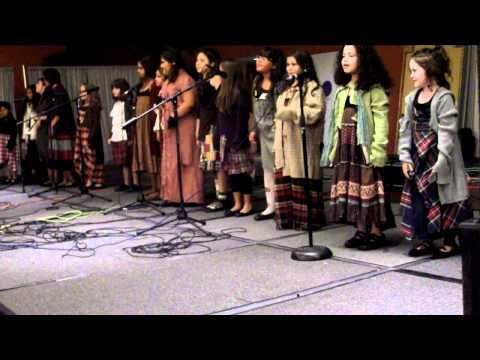 ASM music schools for children: Girls Ensemble