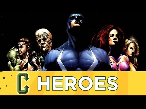 Marvel's Inhumans Becoming A TV Show - Collider Heroes