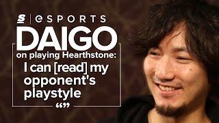 Fighting game legend Daigo on playing Hearthstone:
