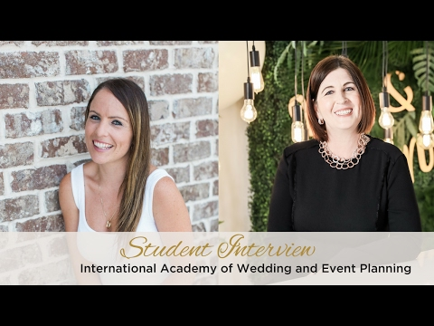 Student Interview: How to get a Wedding Planning Internship